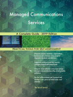 Managed Communications Services A Complete Guide - 2019 Edition