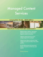 Managed Content Services A Complete Guide - 2019 Edition