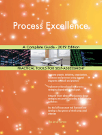Process Excellence A Complete Guide - 2019 Edition