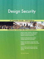 Design Security A Complete Guide - 2019 Edition