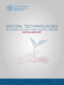 Digital Technologies in Agriculture and Rural Areas: Status Report