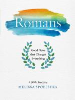 Romans - Women's Bible Study Participant Workbook