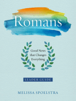 Romans - Women's Bible Study Leader Guide