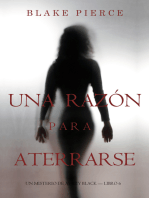 Una Razón Para Aterrarse (Un Misterio de Avery Black—Libro 6)