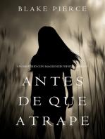 Antes De Que Atrape (Un Misterio con Mackenzie White—Libro 9)