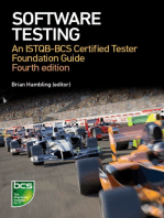 Software Testing: An ISTQB-BCS Certified Tester Foundation guide - 4th edition