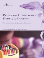 Pedagogia hospitalar e formação docente