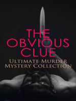 THE OBVIOUS CLUE - Ultimate Murder Mystery Collection