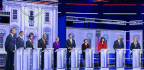 Increasingly Desperate Second-tier Democratic Hopefuls Scramble To Keep Presidential Bids Going