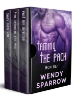 Taming the Pack Boxed Set