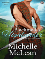 How to Blackmail a Highlander