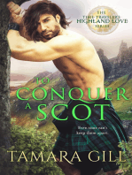 To Conquer a Scot