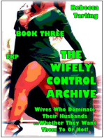 The Wifely Control Archive - Book Three