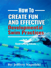 How to Create Fun and Effective Developmental Swim Practices