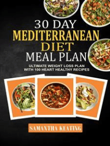 mediterranean diet for every day telamon press