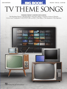 Big Book of TV Theme Songs - 2nd Edition