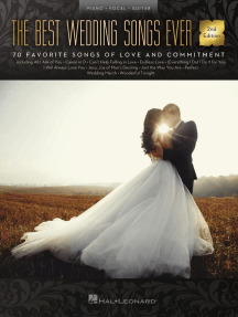The Best Wedding Songs Ever - 2nd Edition