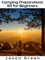 Camping Preparations 101 for Beginners