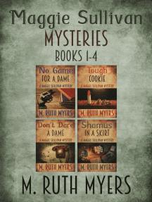 Maggie Sullivan Mysteries Books 1-4: Maggie Sullivan mysteries