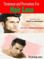 Treatment and Prevent of Hair Loss