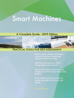 Smart Machines A Complete Guide - 2019 Edition