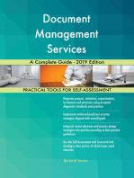 Document Management Services A Complete Guide - 2019 Edition