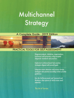 Multichannel Strategy A Complete Guide - 2019 Edition