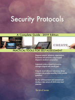 Security Protocols A Complete Guide - 2019 Edition