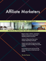 Affiliate Marketers A Complete Guide - 2019 Edition