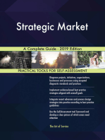 Strategic Market A Complete Guide - 2019 Edition