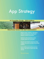 App Strategy A Complete Guide - 2019 Edition