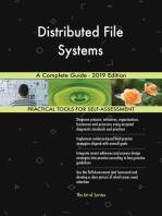 Distributed File Systems A Complete Guide - 2019 Edition