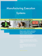 Manufacturing Execution Systems A Complete Guide - 2019 Edition