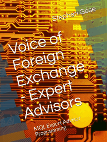 Voice of Foreign ExchangeTM Expert Advisors