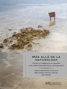 Más allá de la naturaleza: Prácticas y configuraciones espaciales en la cultura latinoamericana contemporánea