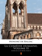 La Comédie humaine. Volume II