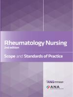 Rheumatology Nursing