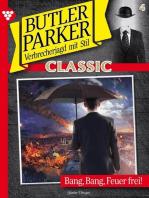 Butler Parker Classic 4 – Kriminalroman