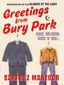 Greetings from Bury Park: Inspiration for the film 'Blinded by the Light'