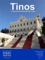 Tinos, un'isola greca dell'arcipelago delle Cicladi