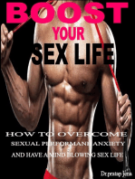 Boost Your Sex Life