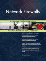 Network Firewalls A Complete Guide - 2019 Edition