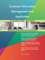 Customer Information Management And Application A Complete Guide - 2019 Edition