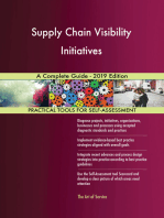 Supply Chain Visibility Initiatives A Complete Guide - 2019 Edition