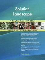Solution Landscape A Complete Guide - 2019 Edition