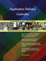 Application Delivery Controller A Complete Guide - 2019 Edition