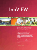 LabVIEW A Complete Guide - 2019 Edition