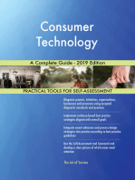 Consumer Technology A Complete Guide - 2019 Edition