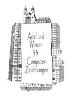 33 Computer-Zeichnungen