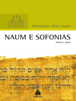 Naum e Sofonias